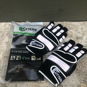 Cutters Football Gloves XL the Reinforcer